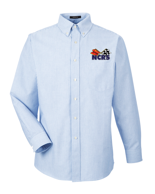 NCRS OXFORD BUTTON UP SHIRT