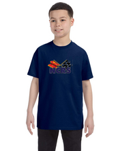 NCRS KIDS Cotton T-shirt (full logo printed on front)