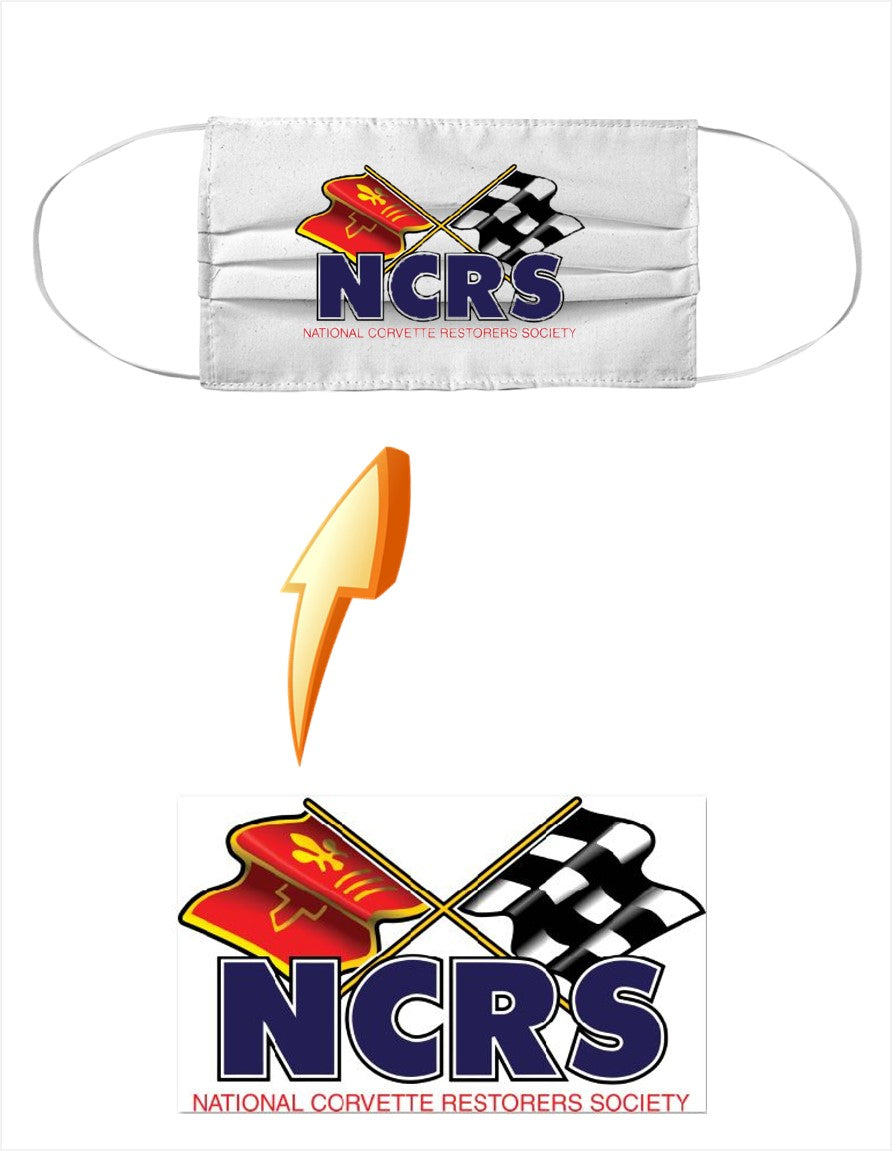 NCRS MASK (MADE IN THE USA)