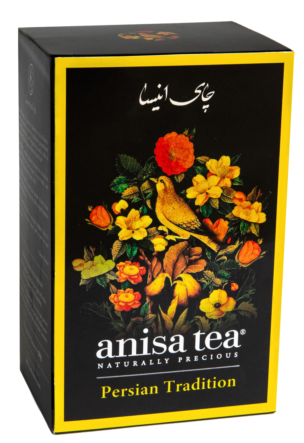 Persian Tradition — Full-Leaf Tea Bags
