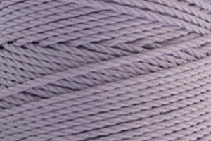 Lilac Cotton Macrame Rope