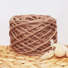 Lil' Luxe Recycled Cotton - 5mm Driftwood - 25 metres