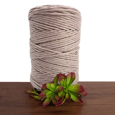 Storm Luxe Cotton Single Twist Macrame Cord 1kg