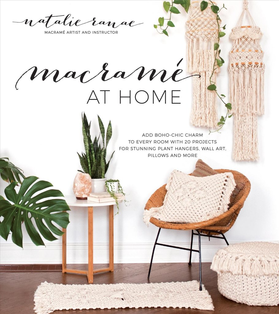 Macrame At Home - Natalie Ranae