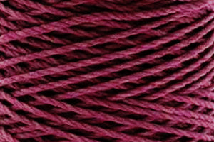 4mm 3 ply Cotton Macrame Rope - Berry