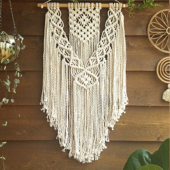 Kit -Diamond Decor Wall Hanging