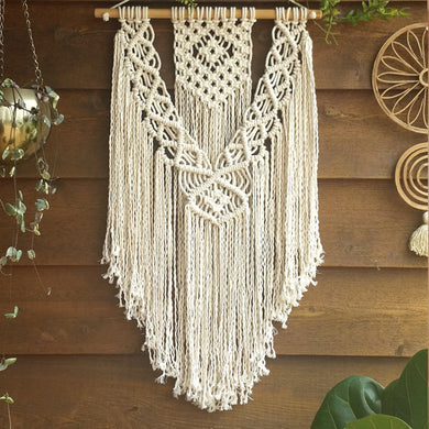 Pattern - Diamond Decor Wall Hanging