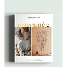 Macrame 2 Book - Homewares, Accessories and More - Fanny Zedenius