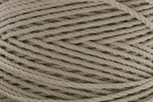 4mm 3 ply Cotton Macrame Rope - Latte