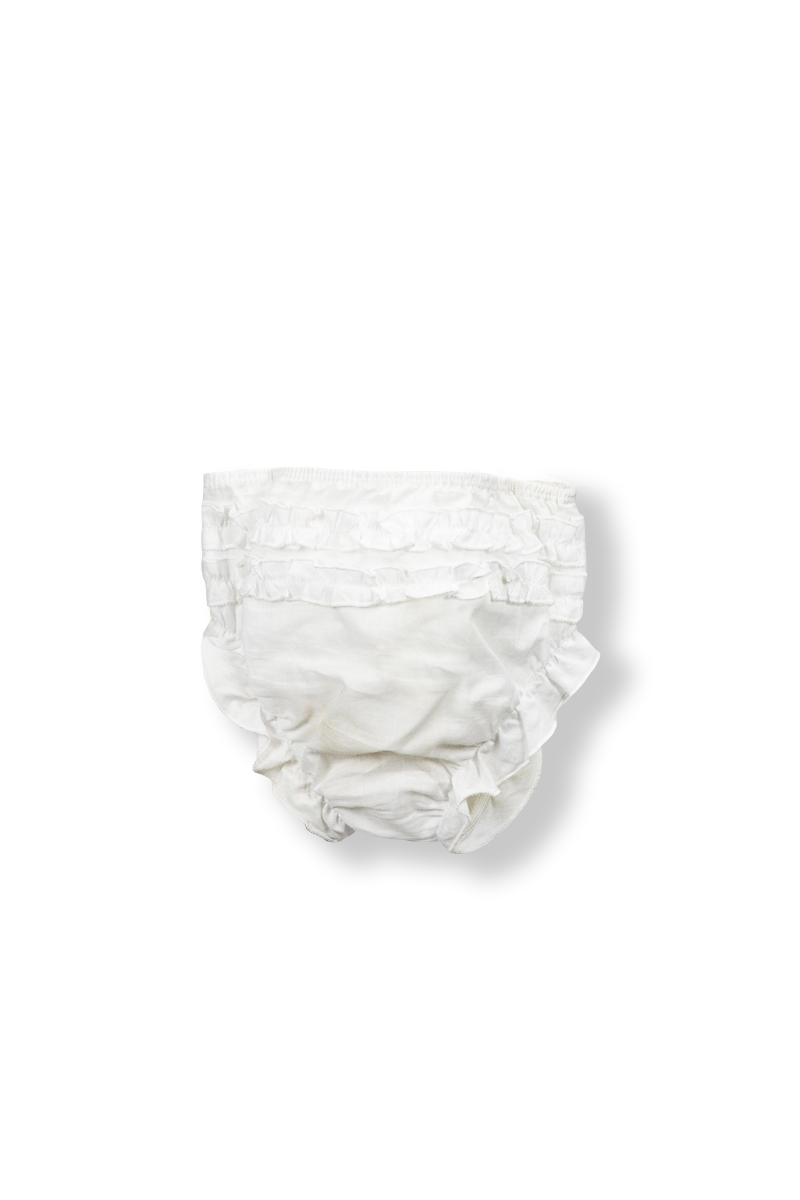White Bloomer Undergarment