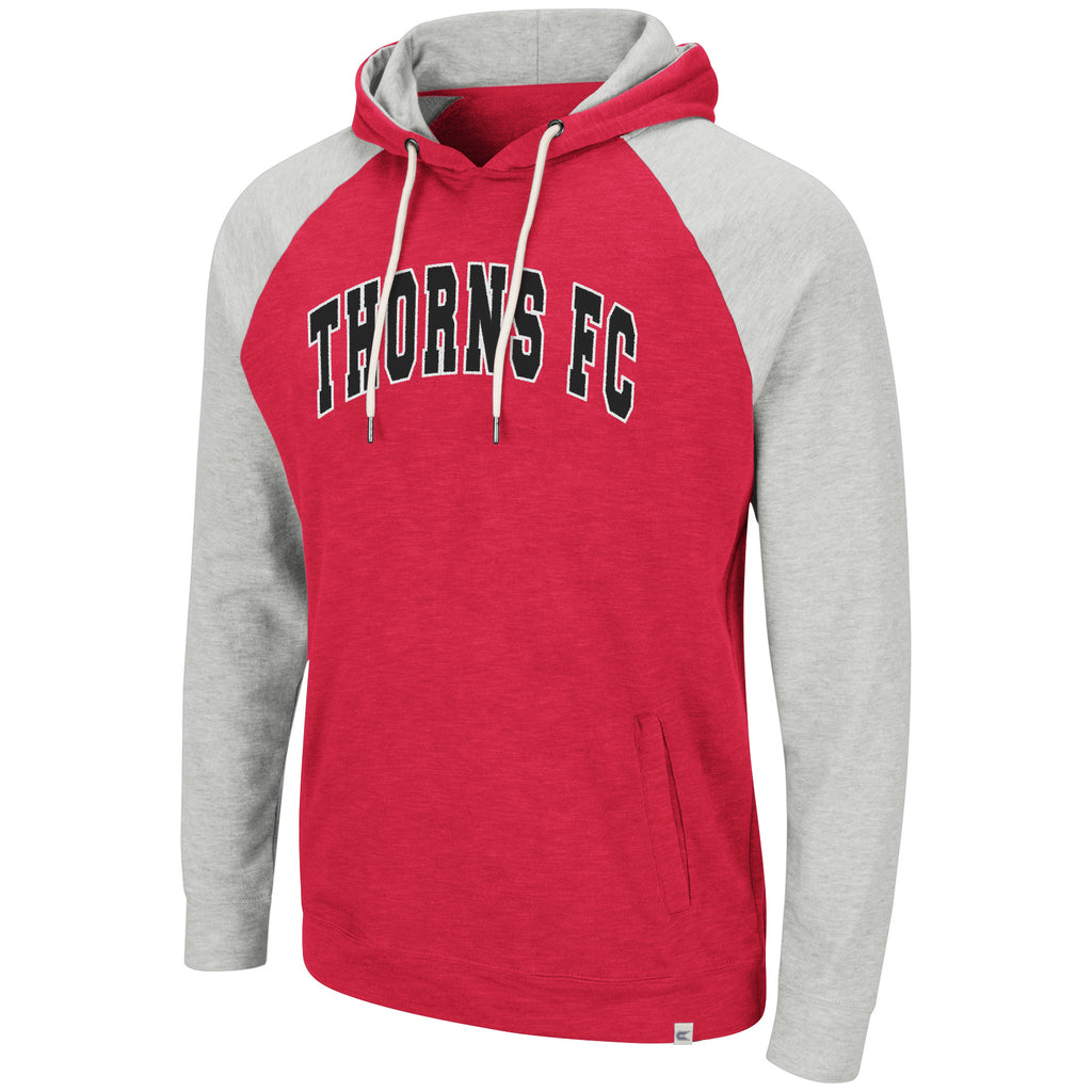 PORTLAND THORNS FC LONG SLEEVE FRENCH TERRY HOODIE