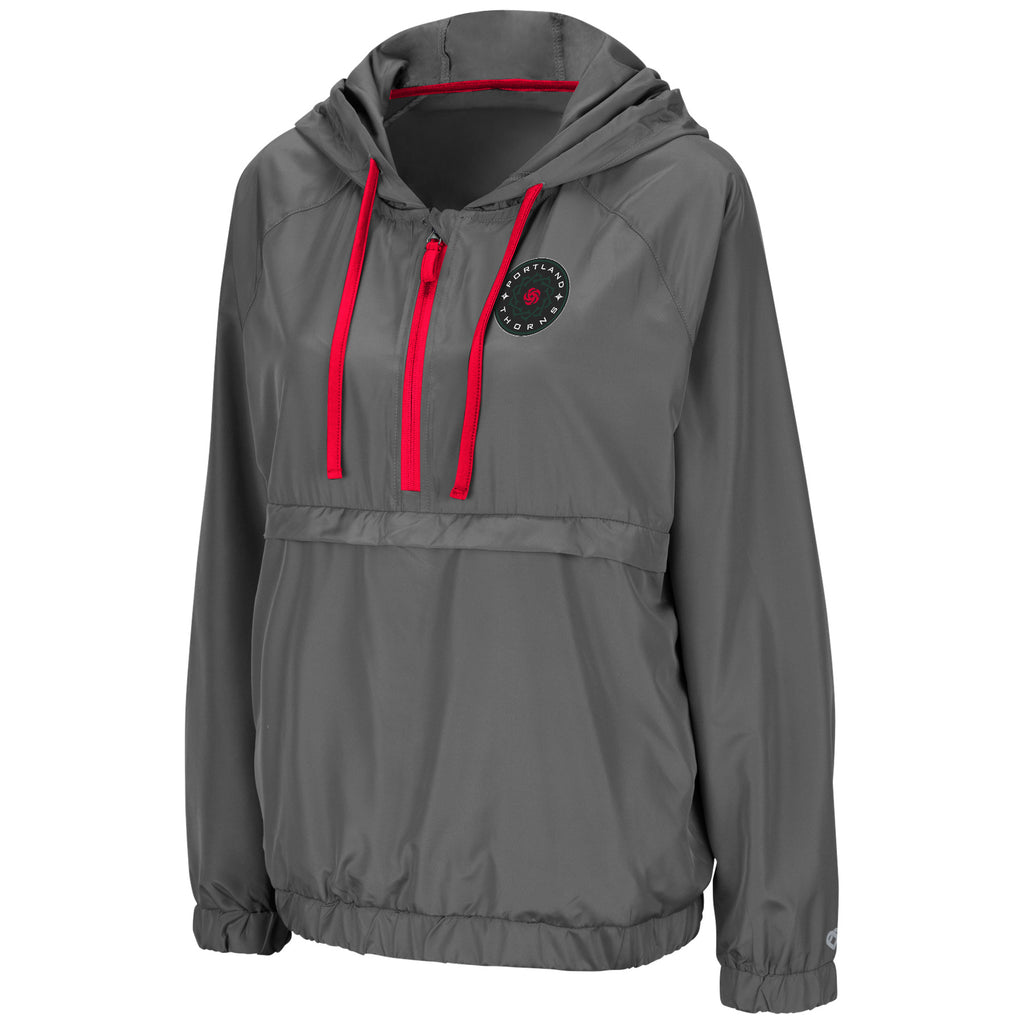 PORTLAND THORNS FC WOMEN'S PACKABLE JACKET