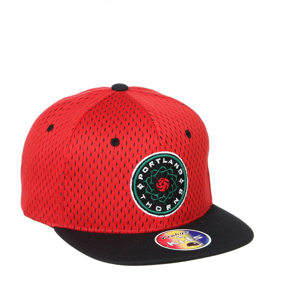 Portland Thorns Youth Recruit Hat - Red