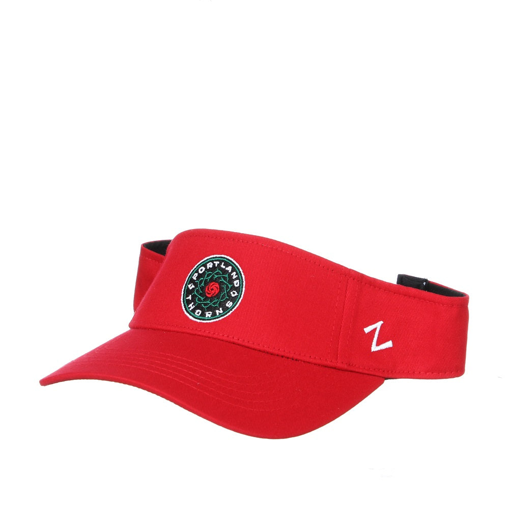 Portland Thorns Birdie Visor - Red