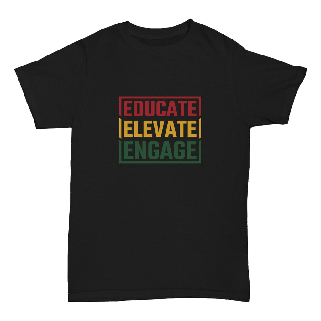 PTFC STAND TOGETHER 2020 BLACK HISTORY SHORT SLEEVE TEE