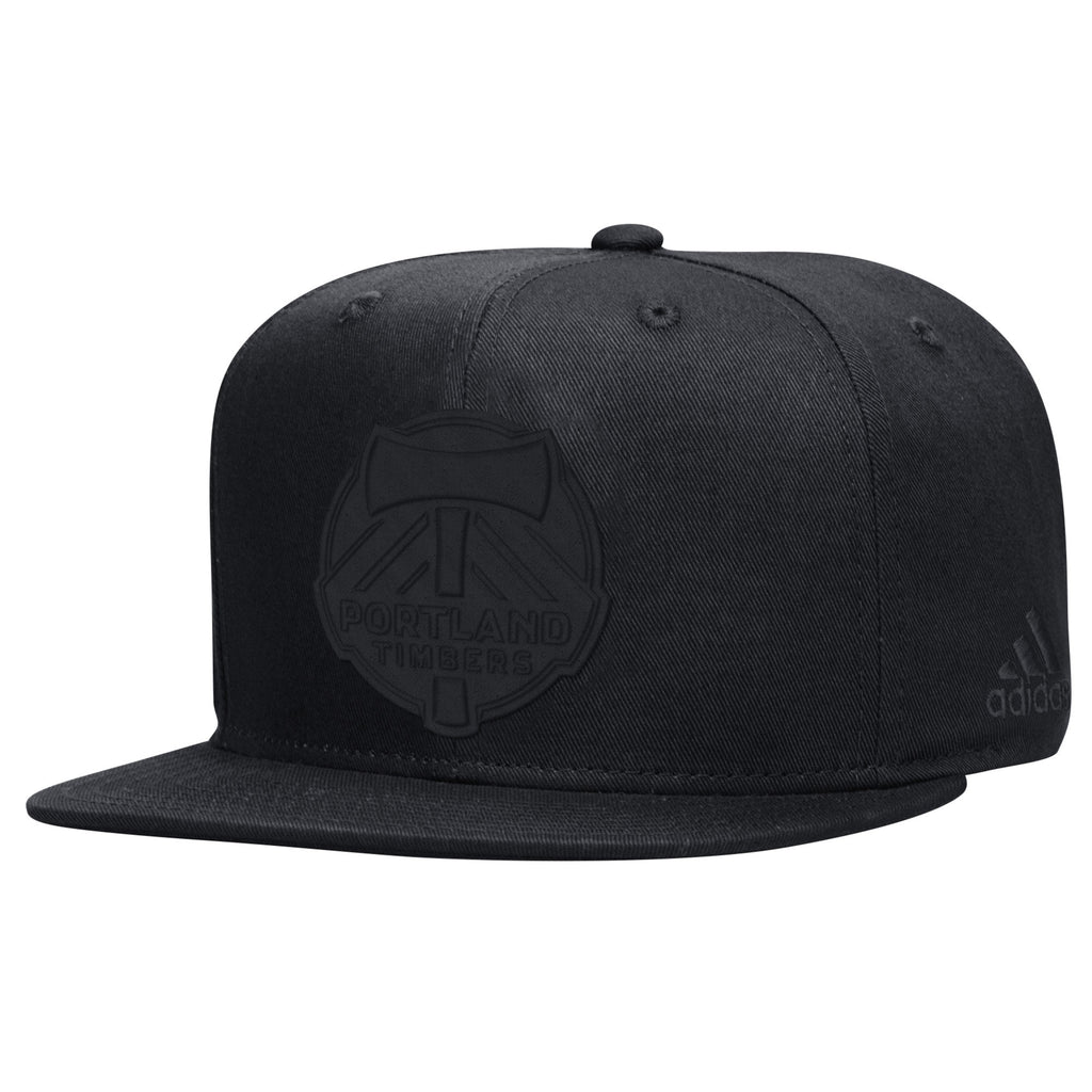 PORTLAND TIMBERS FC BASIC TONAL FLAT BRIM ADJUSTABLE HAT