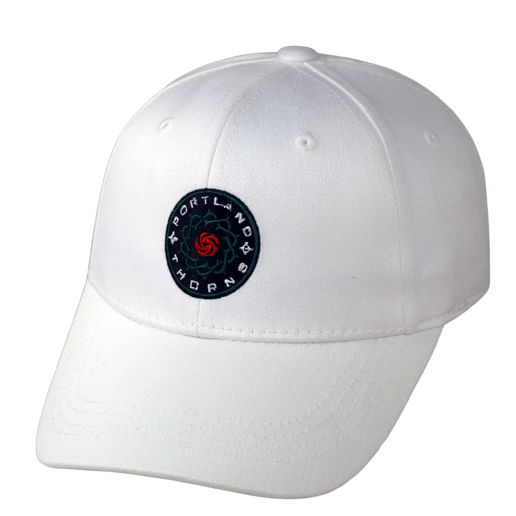 PORTLAND THORNS FC YOUTH ROOKIE FITTED HAT