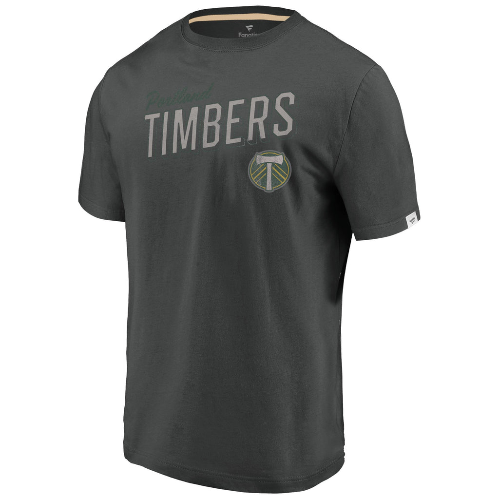 PORTLAND TIMBERS FC MEN'S SHORT SLEEVE ENDEAVOR WASHED TEE