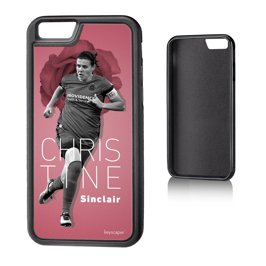 Portland Thorns FC Keyscaper Christine Sinclair iPhone 6/6s Bump Case
