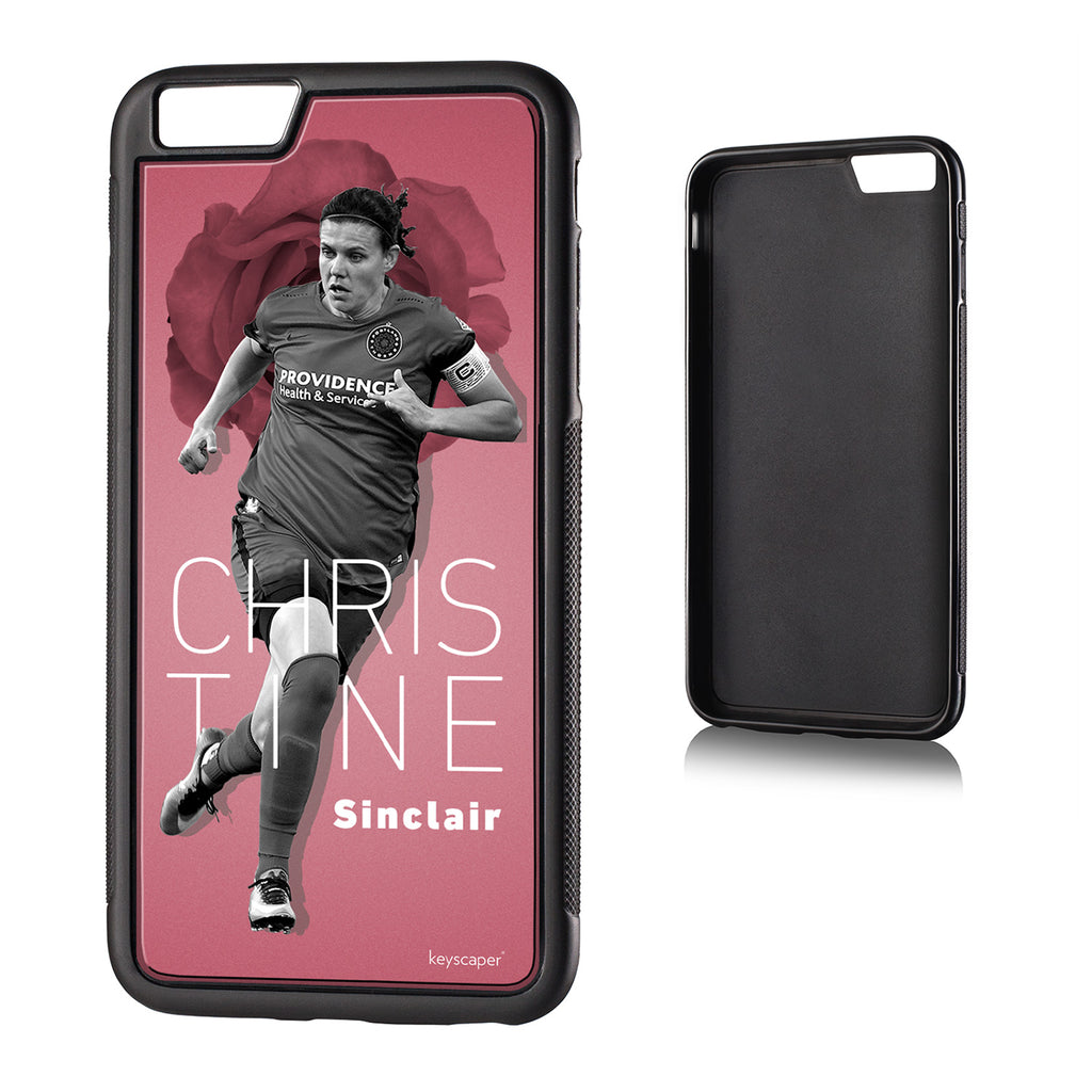 Portland Thorns FC Keyscaper Christine Sinclair iPhone 6 Plus Bump Case - FINAL SALE