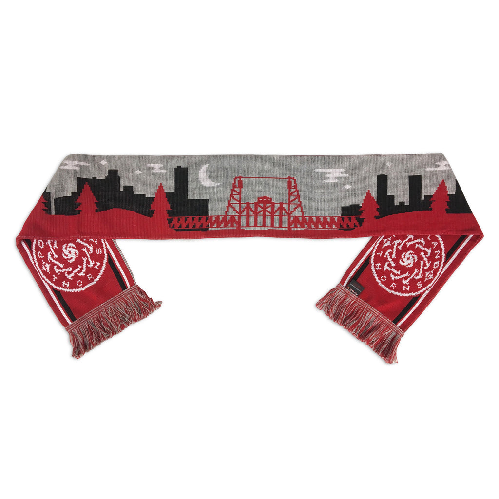 Portland Thorns FC Ruffneck Steel Bridge Scarf
