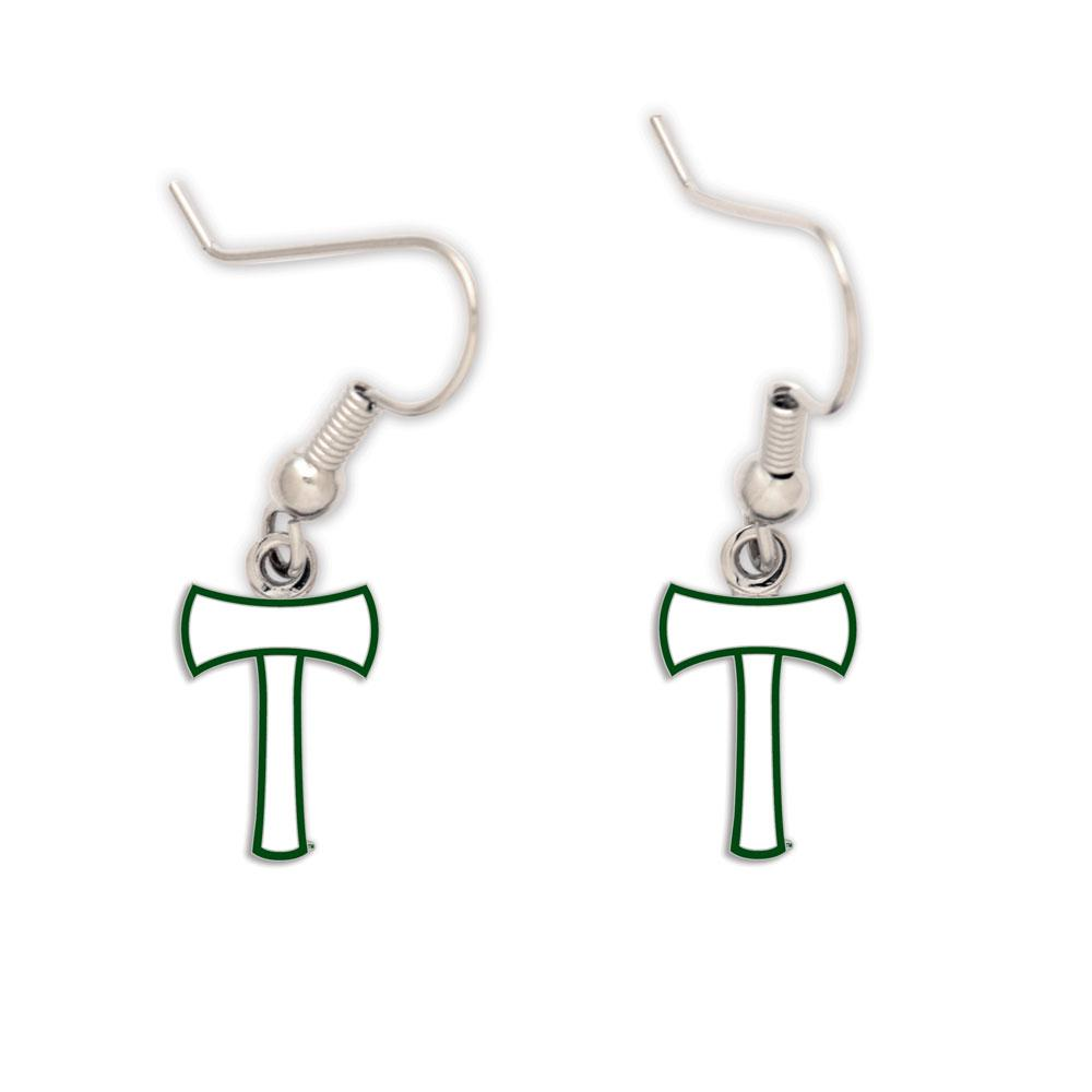 PORTLAND TIMBERS FC AXE EARRINGS