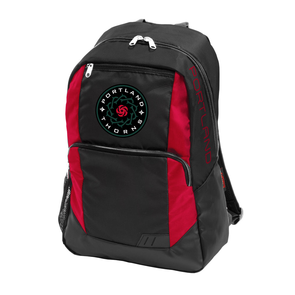 Portland Thorns FC Closer Backpack - Black