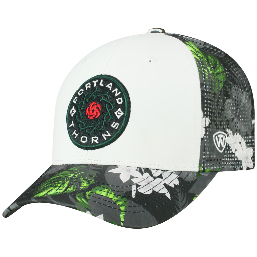 PORTLAND THORNS FC BAY FLORAL ADJUSTABLE