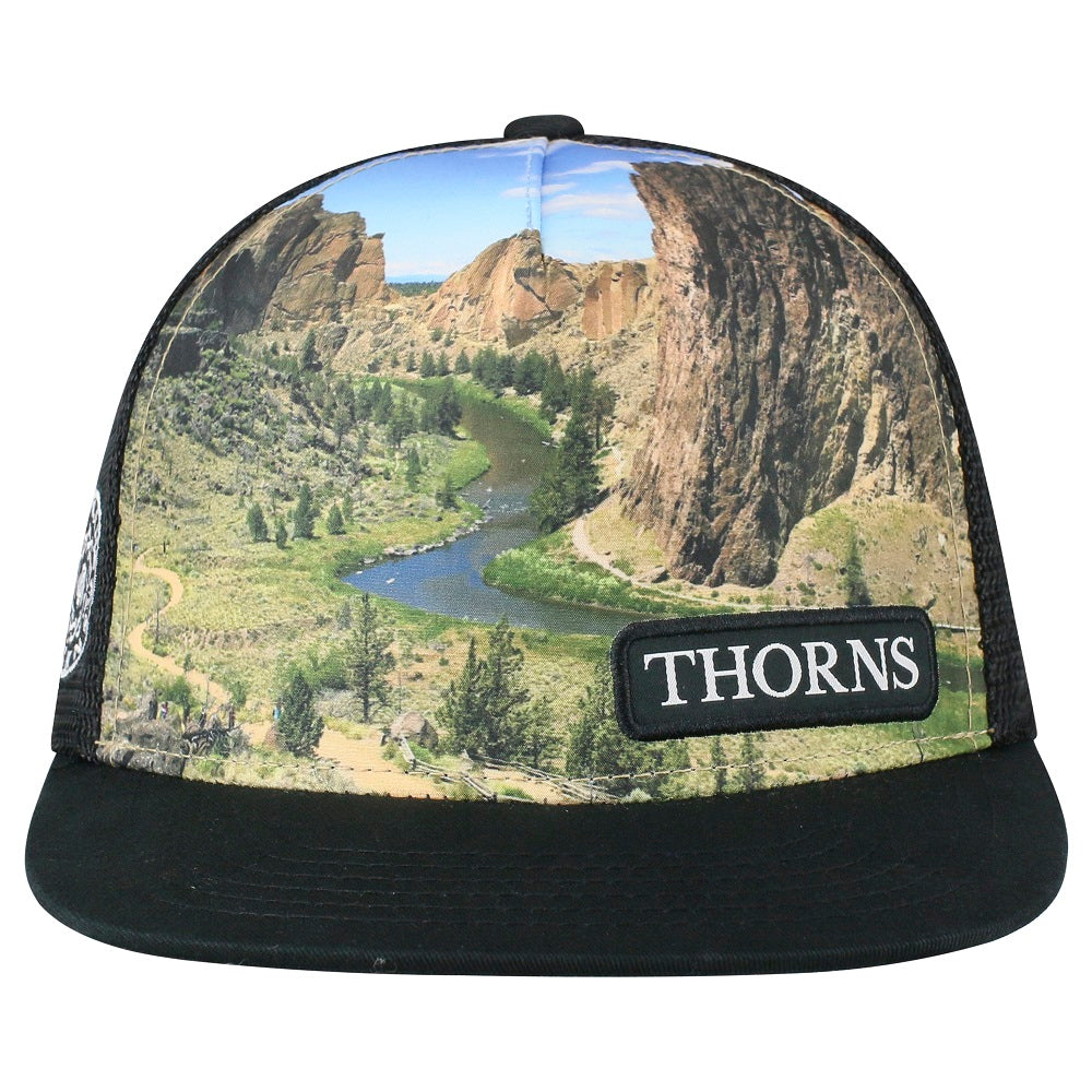 PORTLAND THORNS FC HOMAGE SMITH ROCK ADJUSTABLE