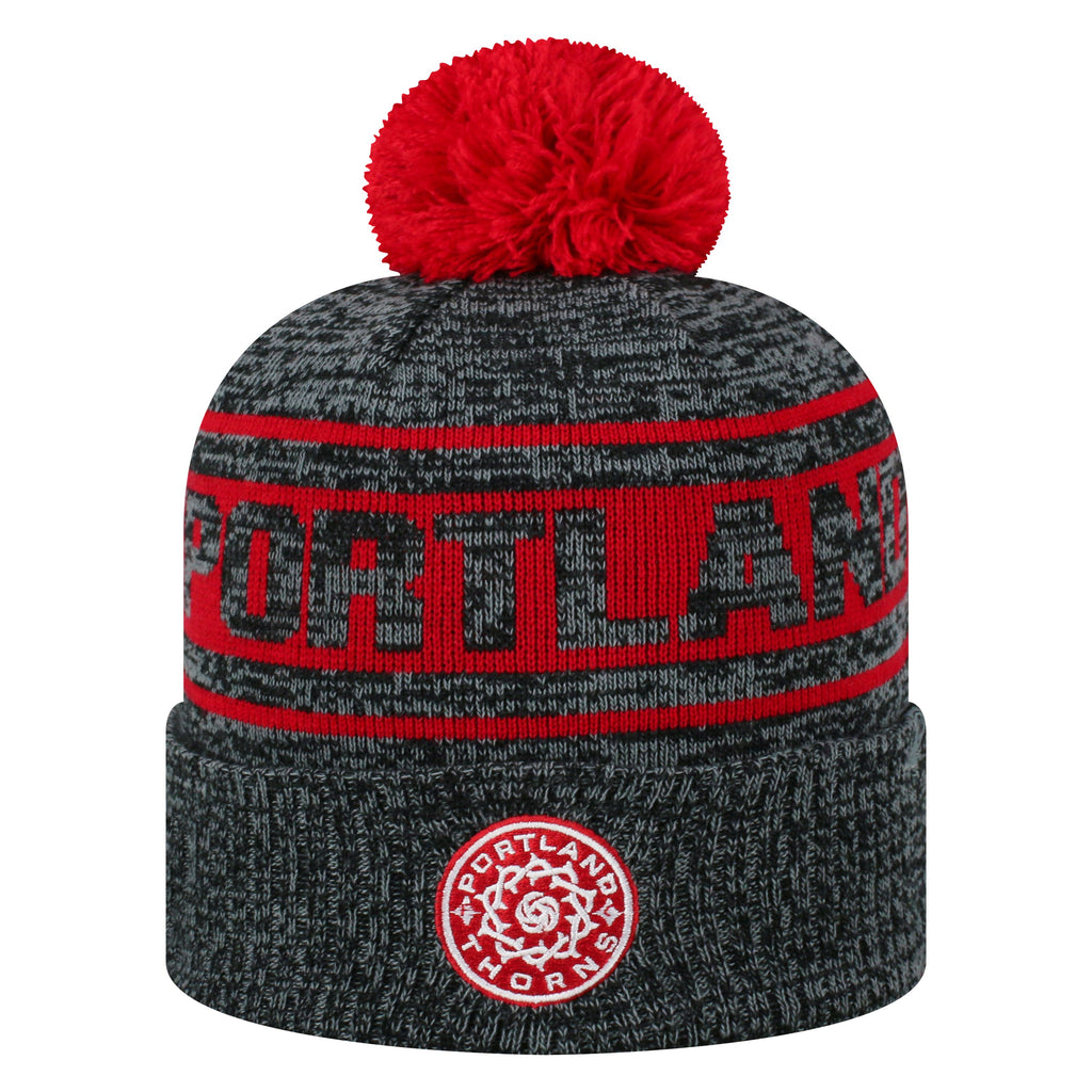PORTLAND THORNS FC SOCK IT TO ME KNIT BEANIE