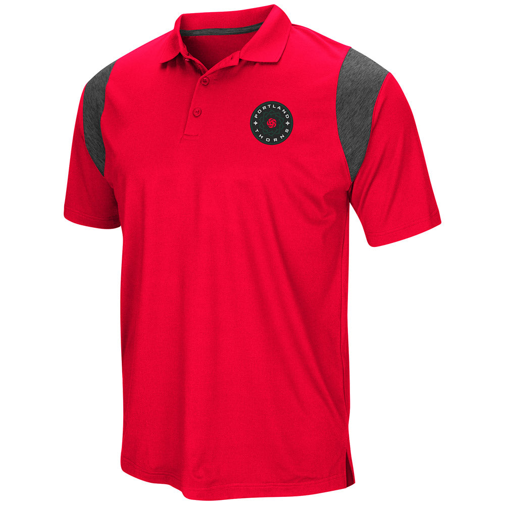 Portland Thorns FC Friend Polo Shirt - Red
