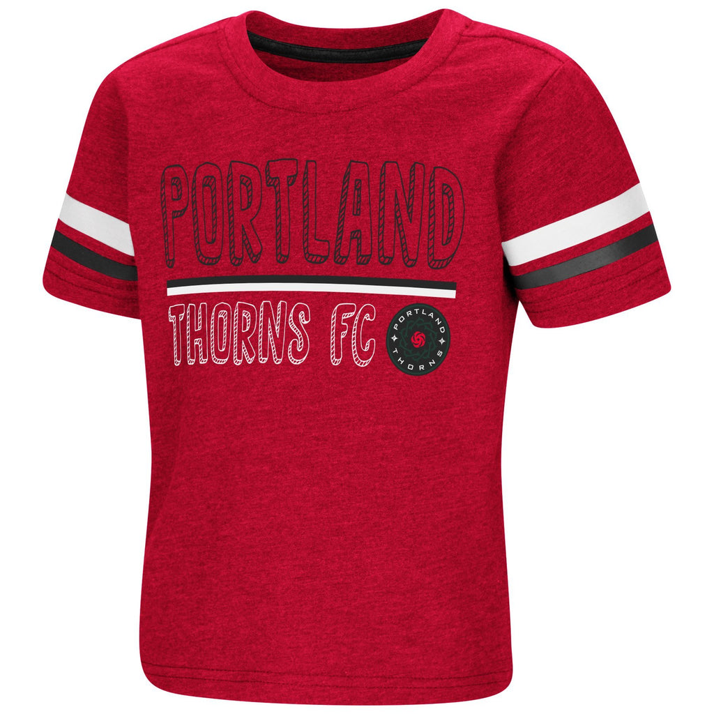Portland Thorns FC Toddler You Rang Tee - Red