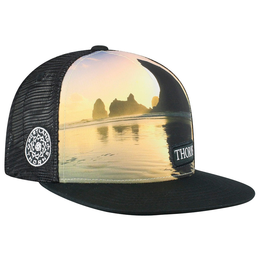 Portland Thorns FC Haystack Rock Mesh Back Cap - FINAL SALE