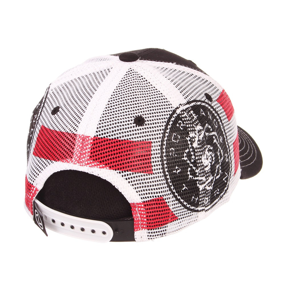 Portland Thorns FC Doubletake Adjustable Mesh Back Cap - Black/White
