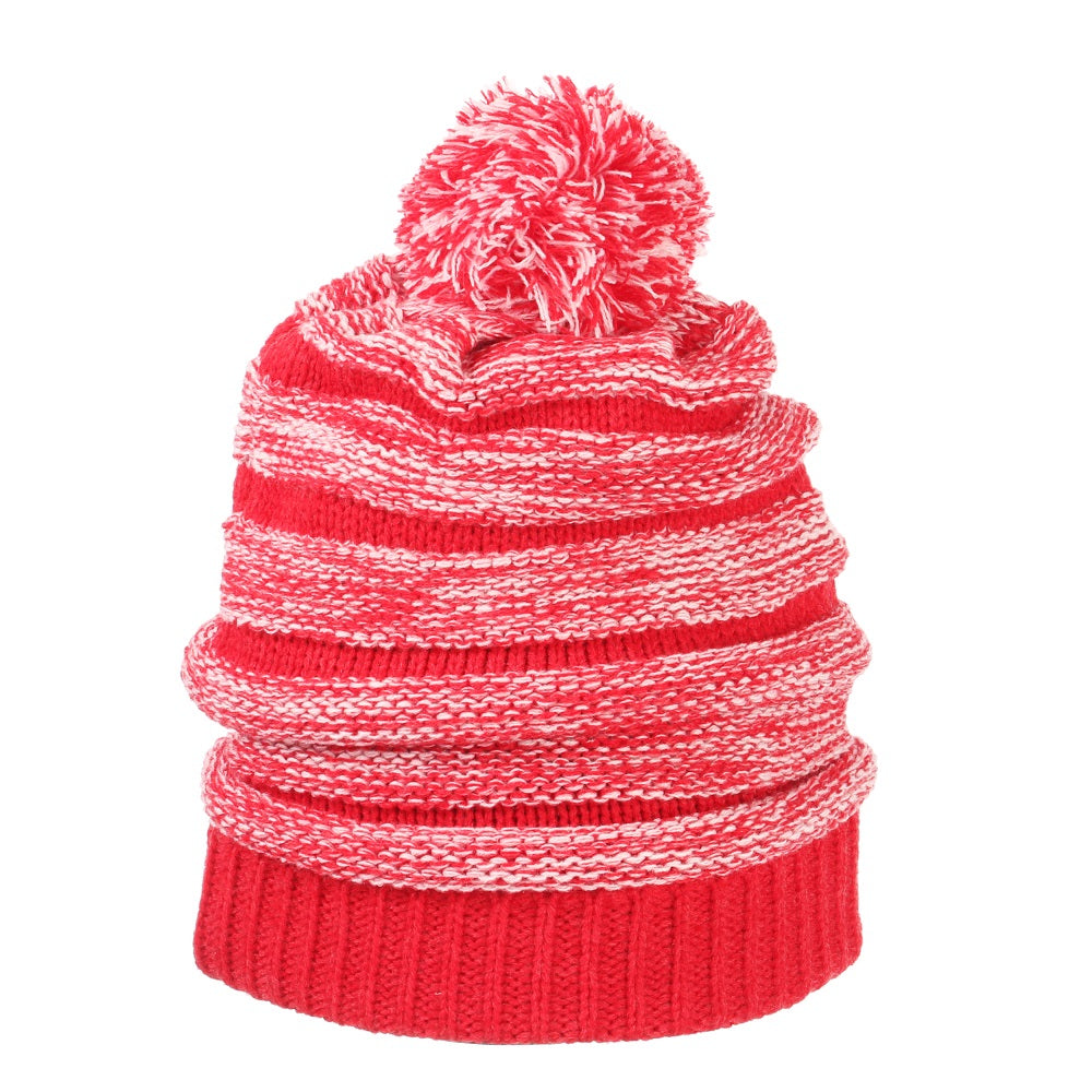 Portland Thorns FC Exposure Pom Knit - Red