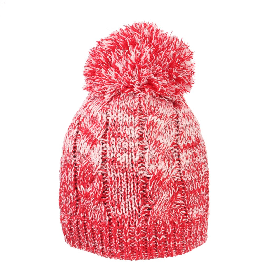 Portland Thorns FC Sparkler Pom Knit - Red