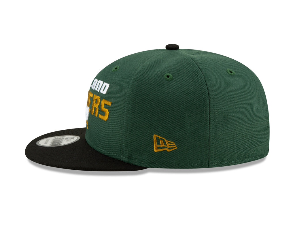 PORTLAND TIMBERS FC OR TRAIL 9FIFTY FLAT BRIM