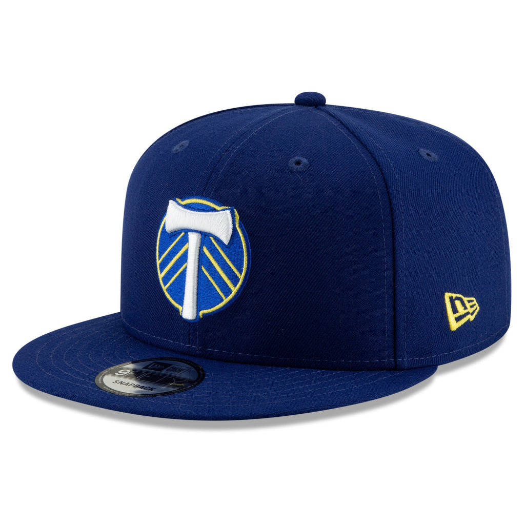 PORTLAND TIMBERS FC OR STATE FLAG 9FIFTY FLAT BRIM HAT