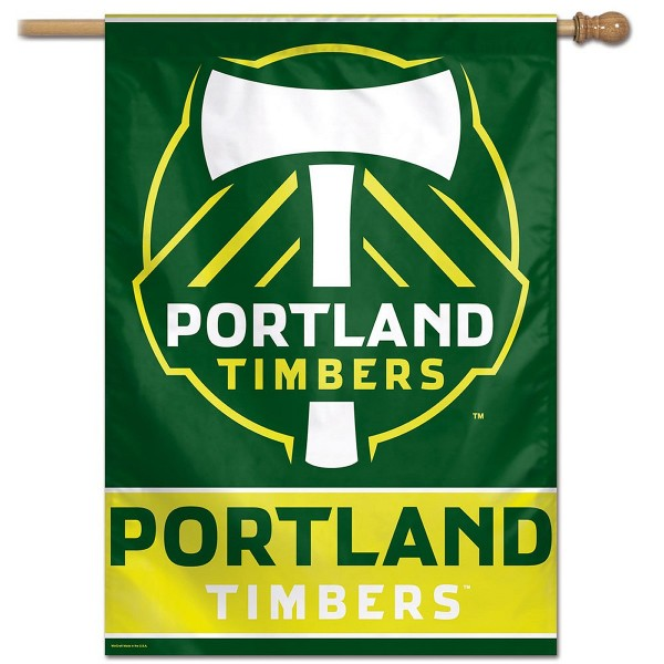 PORTLAND TIMBERS FC 28X40 VERTICAL BANNER