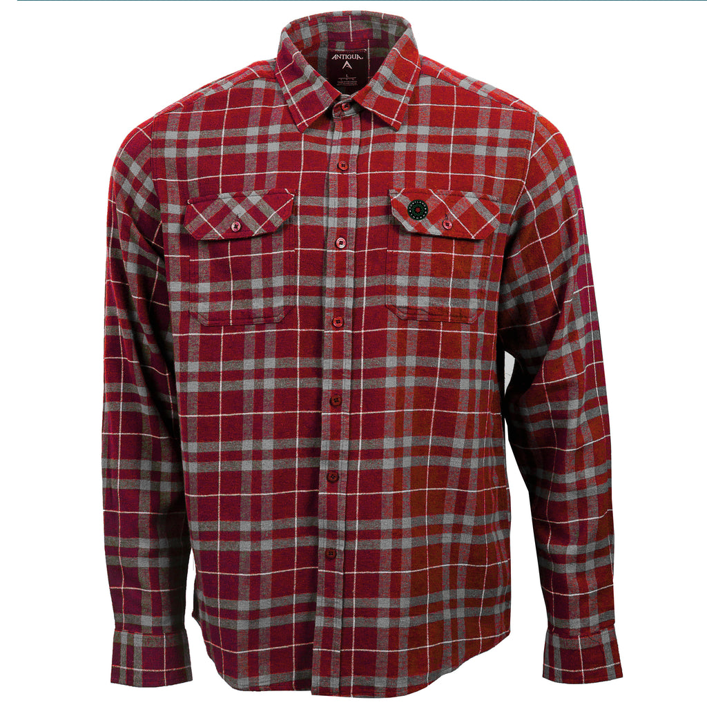 Portland Thorns Stance Flannel - Red