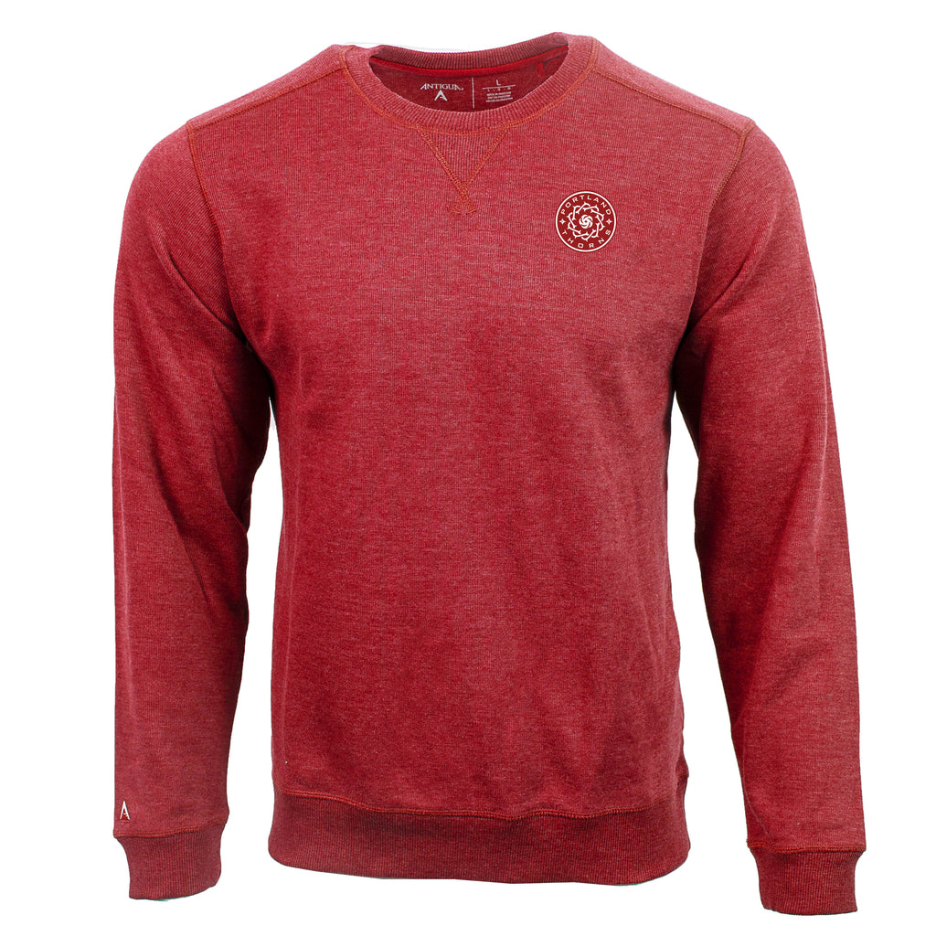 Portland Thorns Defender Crew Sweatshirt - Red