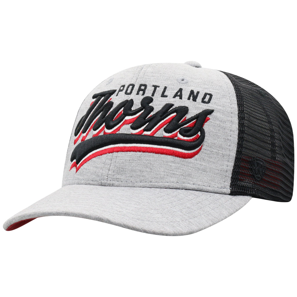 Portland Thorns Cutter Mesh Back Adjustable Cap - Grey