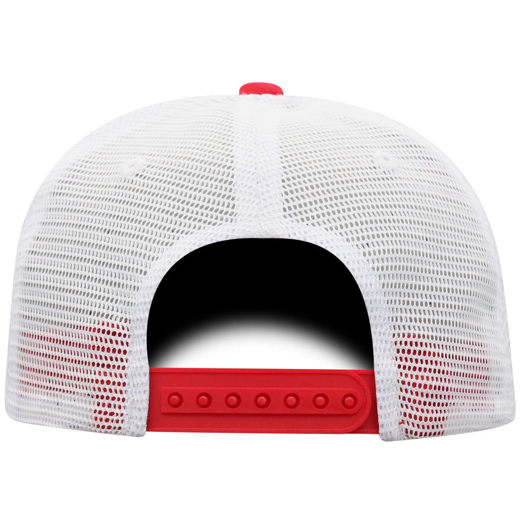 Portland Thorns Dorm Mesh Back Adjustable Cap - Grey