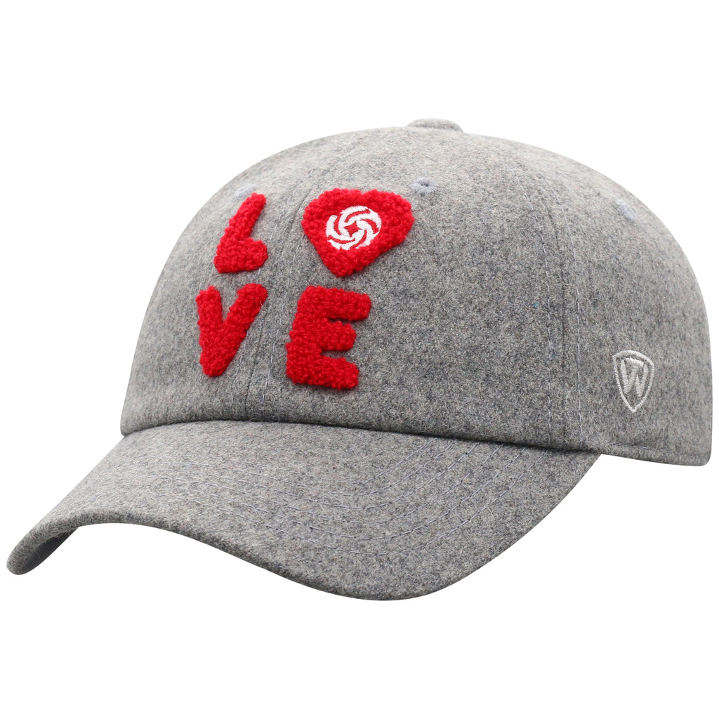 PORTLAND THORNS FC YOUTH LOVEIT ADJUSTABLE HAT