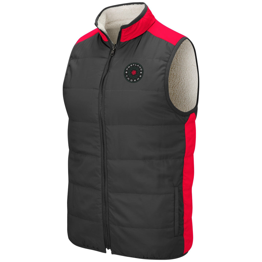 Portland Thorns Reversible Vest - Red/White
