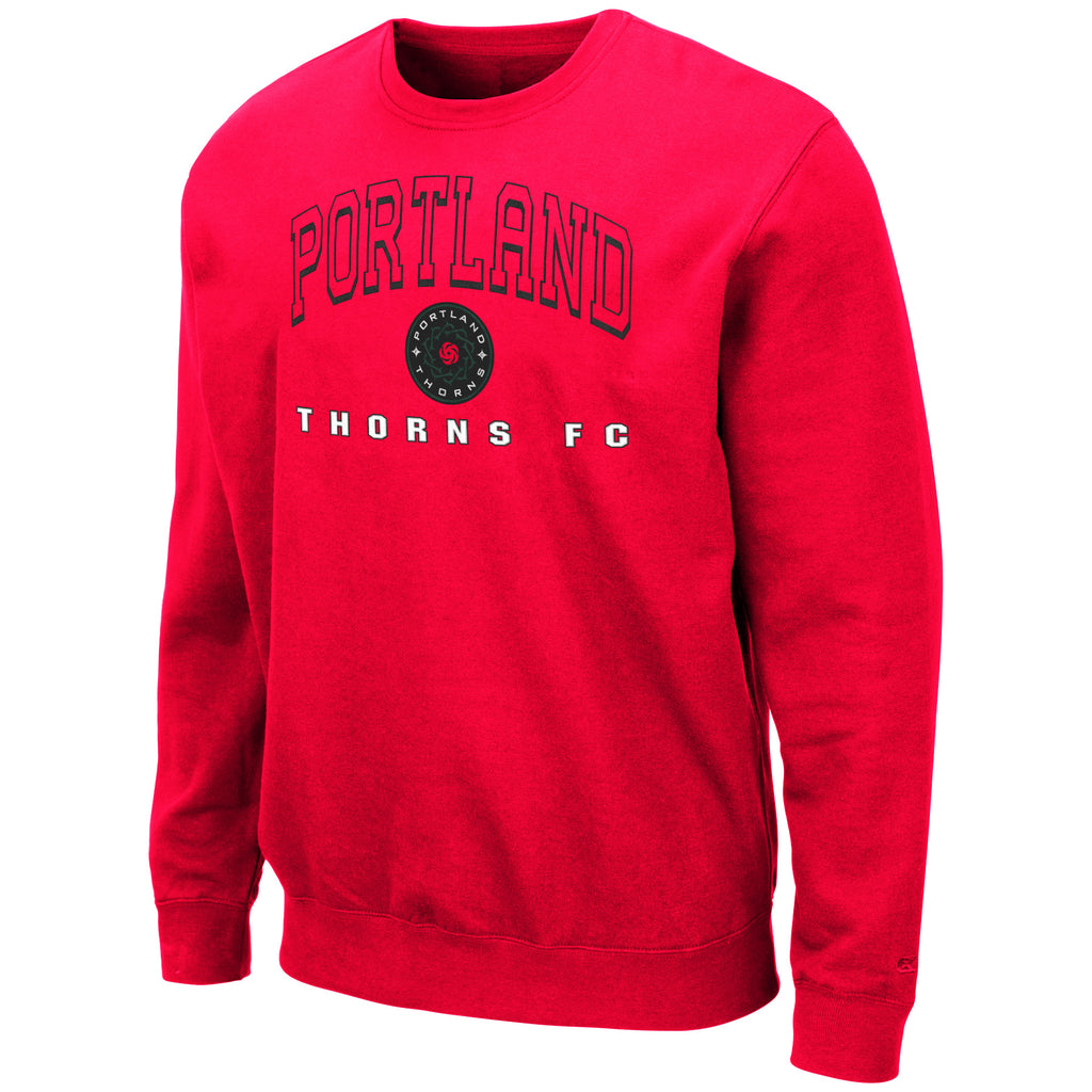 PORTLAND THORNS FC SHORT SLEEVE BASIC CREWNECK