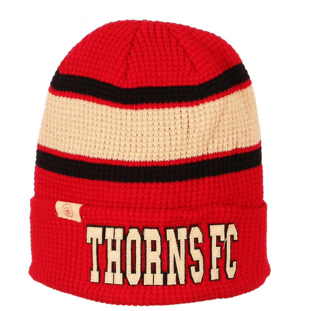 Portland Thorns Legendary Cuffed Knit - Red