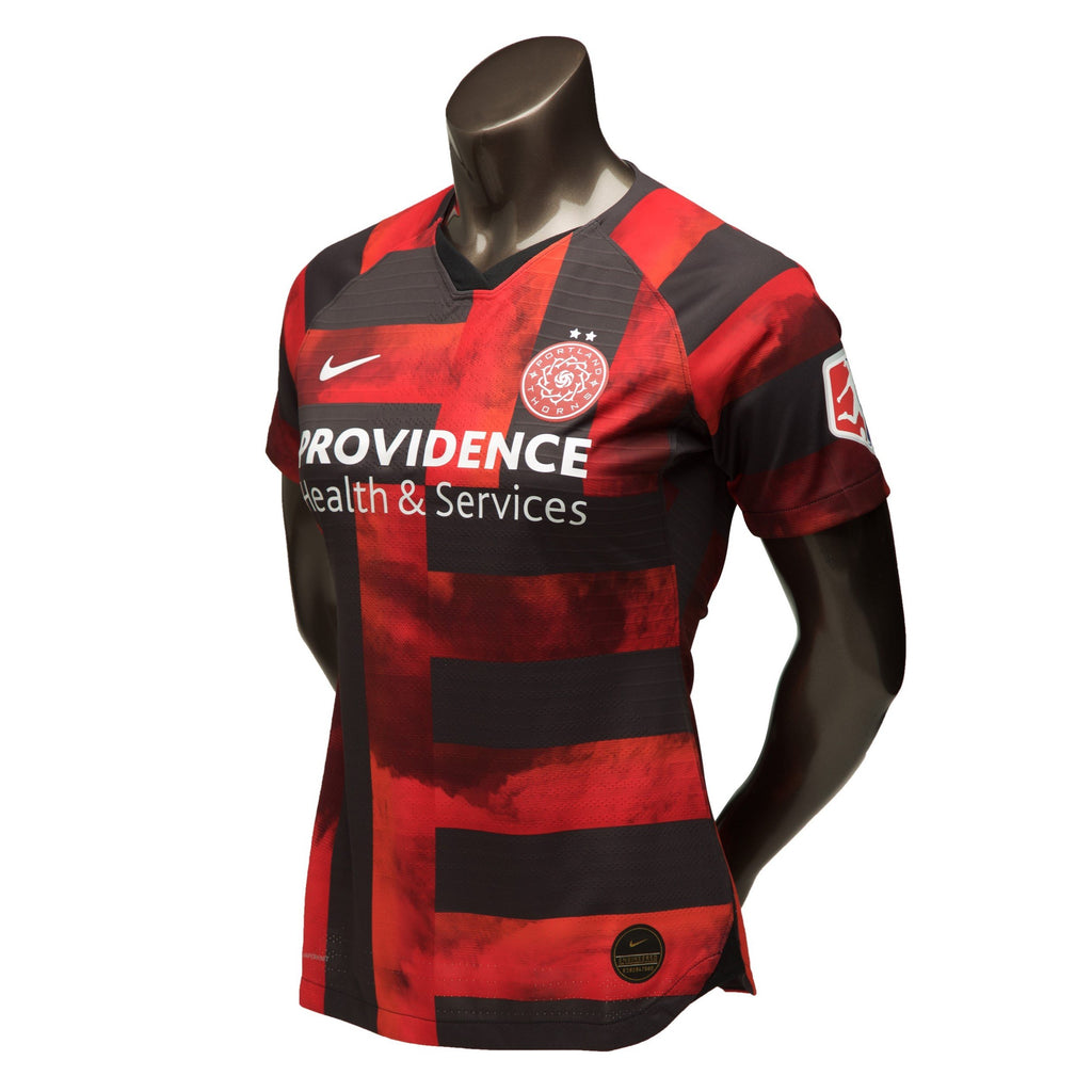 "Pre-Customized Portland Thorns FC Women's 2019 Primary Authentic Jersey - ""HEATH #17"" - FINAL SALE"