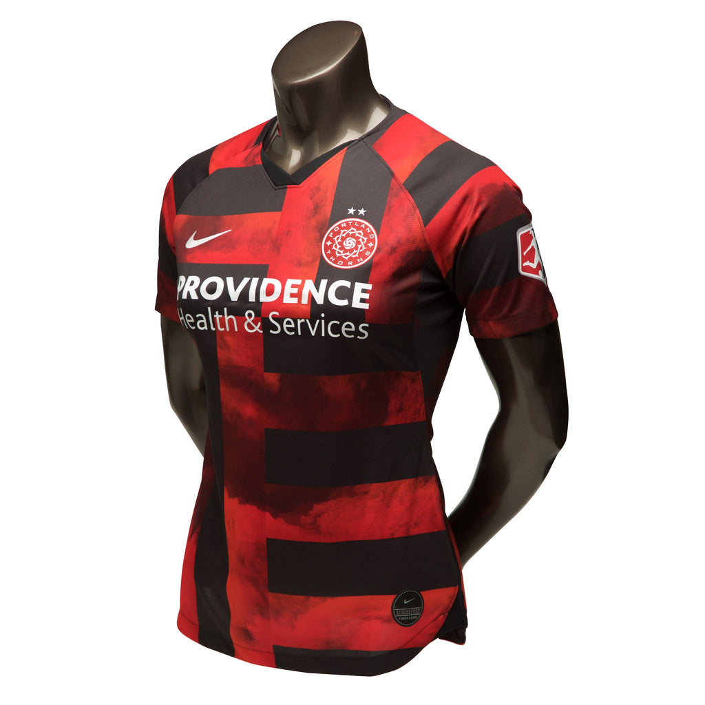 Portland Thorns FC Women's 2019 Primary Replica Custom Jersey