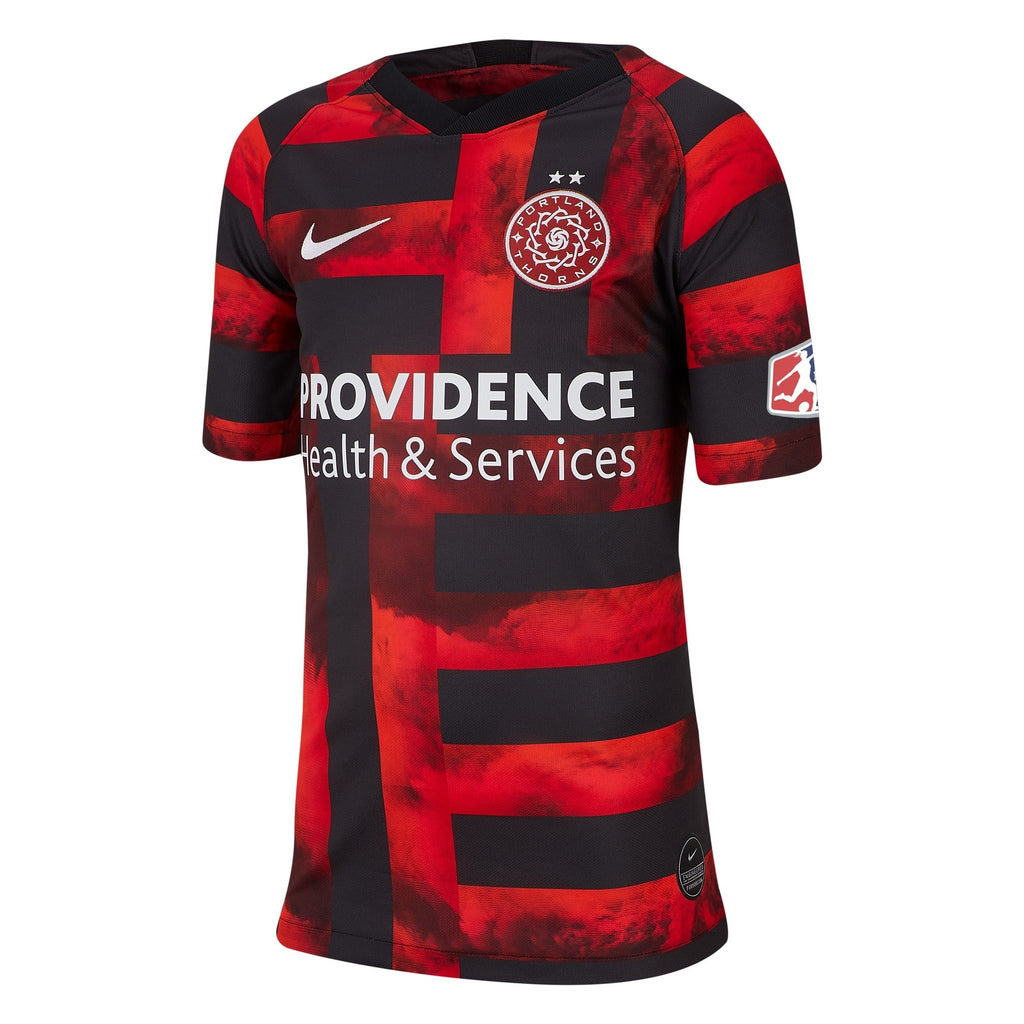 PORTLAND THORNS FC YOUTH REPLICA 2019 PRIMARY JERSEY